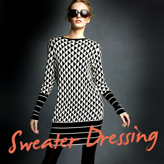Shop Sweater Dresses For Fall and Holiday 2011
