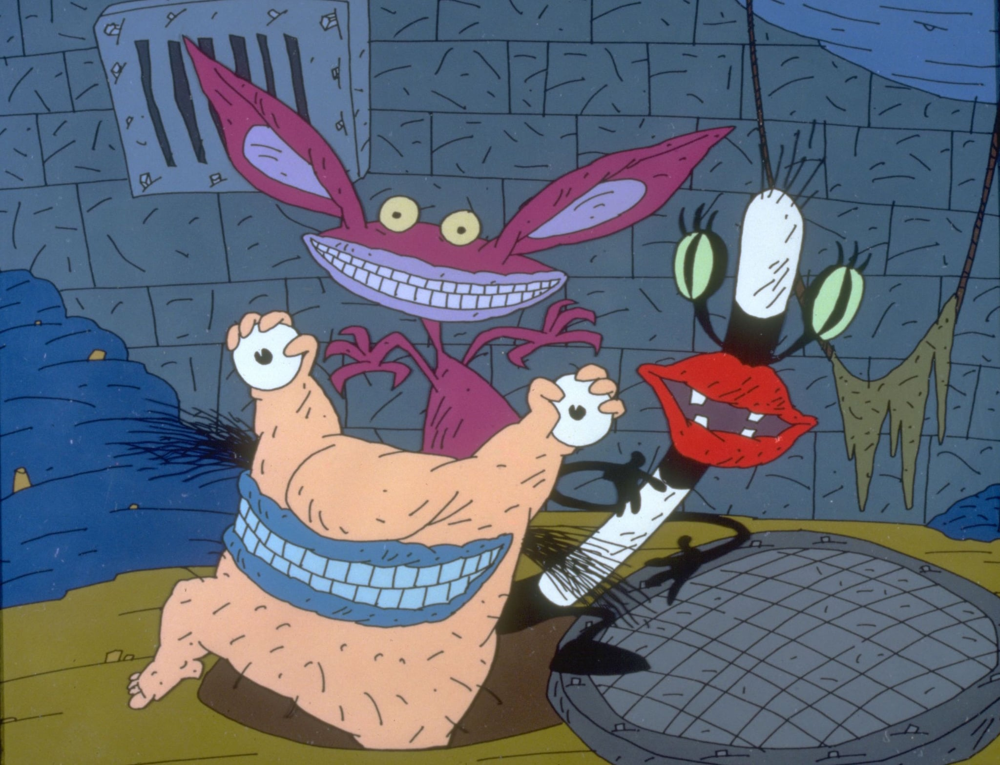 Aaahh Real Monsters How To Watch Old Nickelodeon Shows Popsugar Entertainment Uk Photo 9
