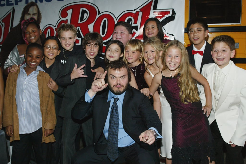 School of Rock Cast Reunion For 15-Year Anniversary