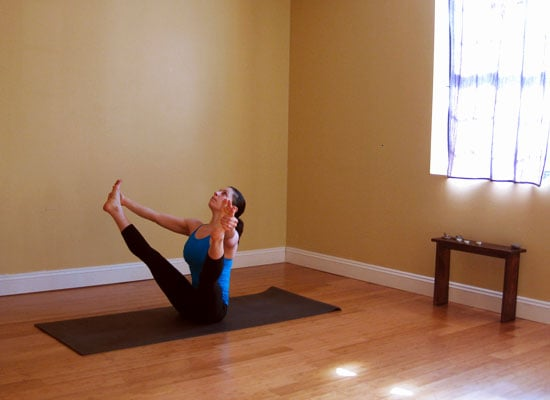 Fun And Challenging Yoga Poses Popsugar Fitness