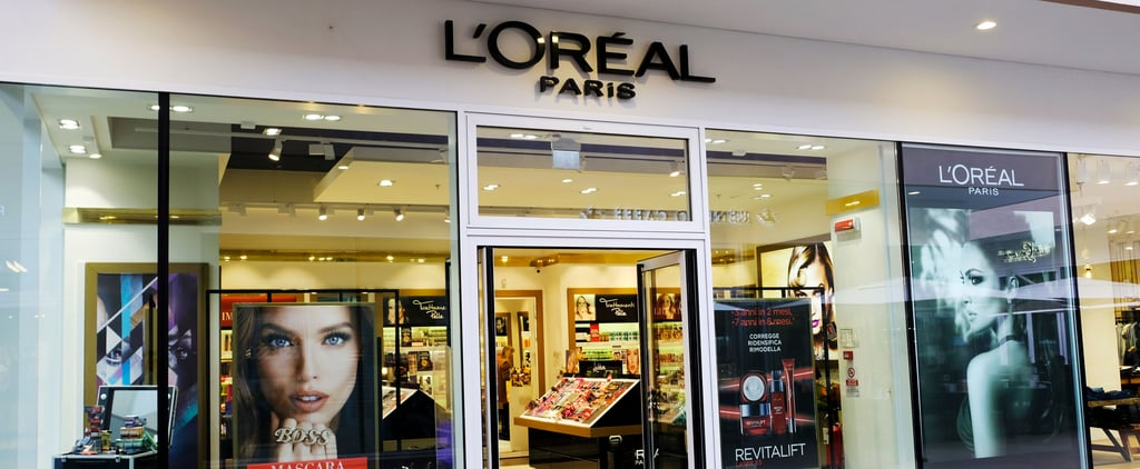 "L'Oreal To Remove Words Like ""Whitening"" From Products"
