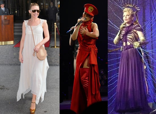 Do You Prefer Kylie's Off-Stage Style Or Tour Costumes?