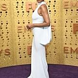 Padma Lakshmi at the 2019 Emmy Awards