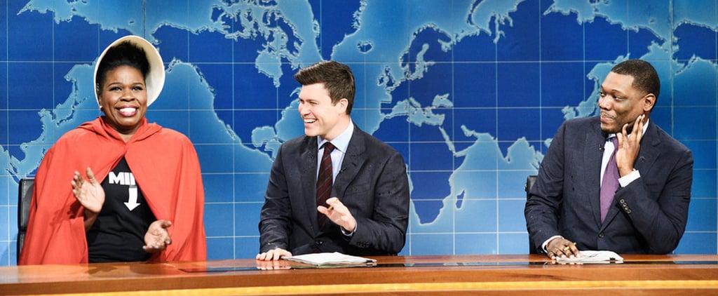 Leslie Jones's Best Moments on SNL