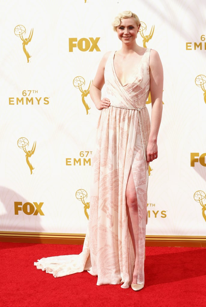 British Celebrities at the Emmy Awards 2015
