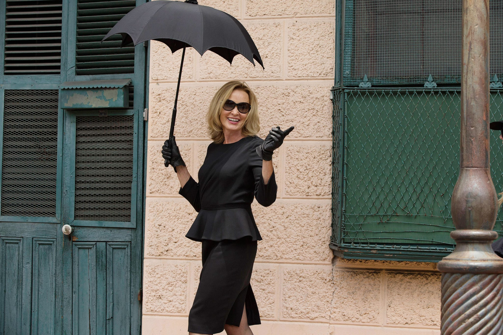 AMERICAN HORROR STORY: COVEN, Jessica Lange in 'Bitchcraft' (Season 3, Episode 1, aired October 9, 2013), 2011-, ph: Michele K. Short/FX Networks/courtesy Everett Collection