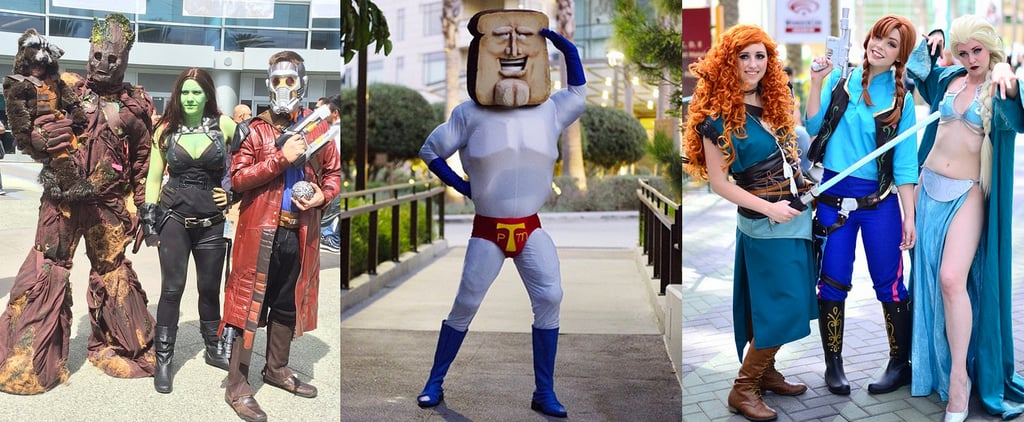 Best WonderCon Cosplay 2015