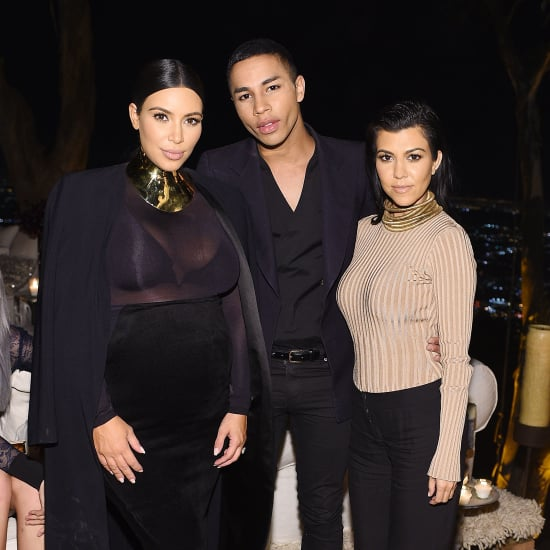 Olivier Rousteing's 30th Birthday Party