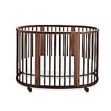 Rocking Crib to Toddler Bed