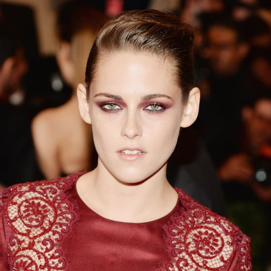 Pictures of Kristen Stewart at the 2013 Met Gala