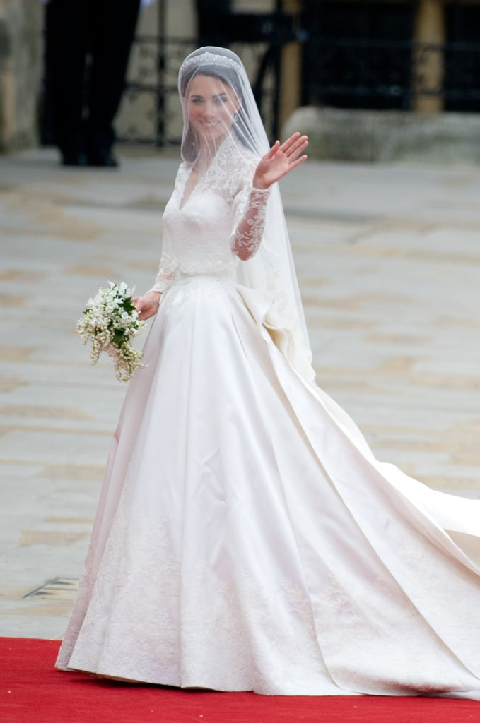 An Inclusive British Wedding Gown | Kate Middleton\'s Most Diplomatic ...