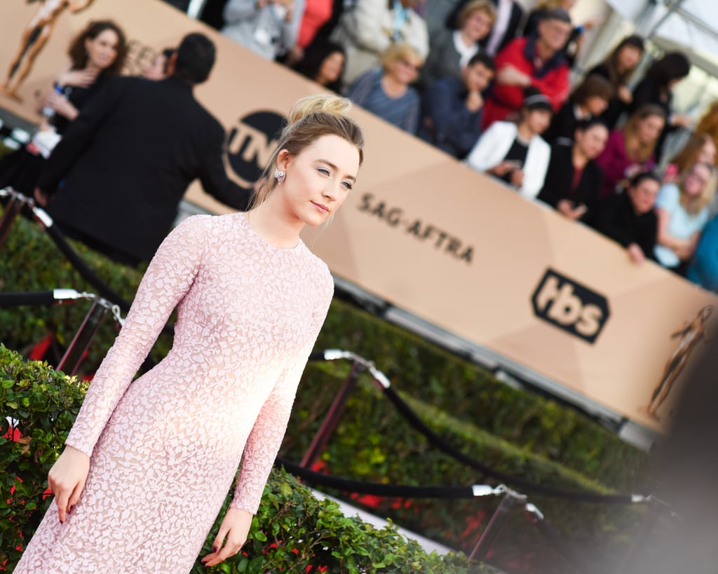 Saoirse Ronan, Best Actress Nominee For Brooklyn | Oscars