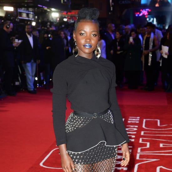 Lupita Nyong'o's Dress at the Star Wars European Premiere