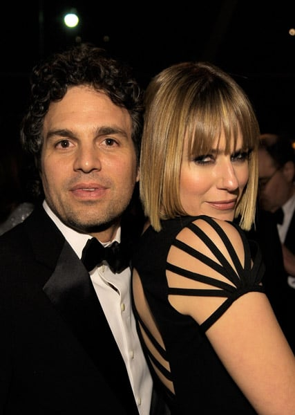 Sunrise Ruffalo's cool cutout sleeves.