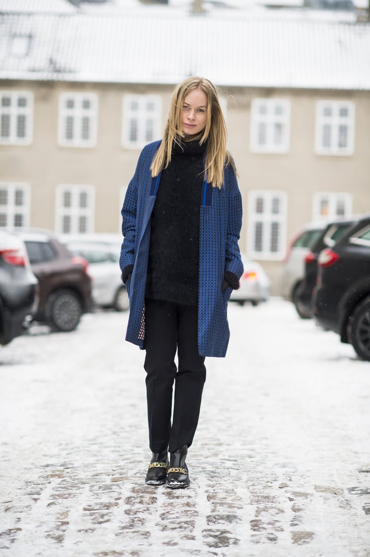 What Winter Street Style Looks Like Right Now Popsugar