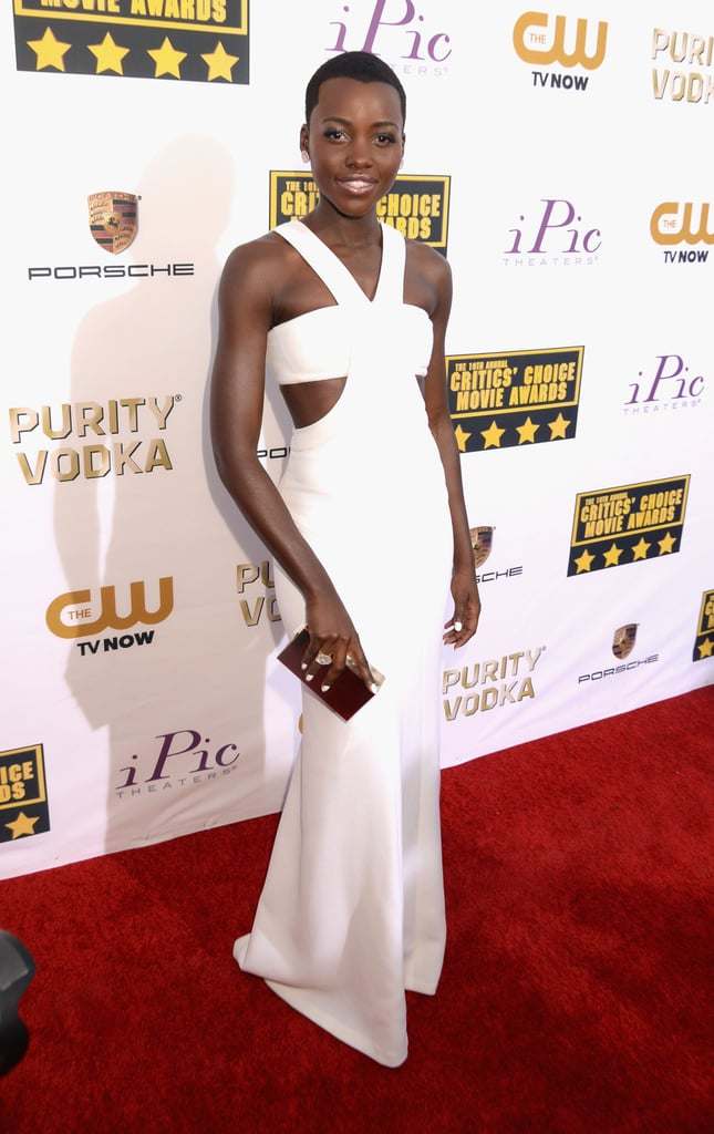 Lupita Nyong'o Receives a Standing Ovation — Led by Oprah!