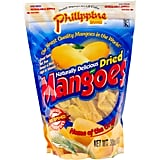 Philippine Naturally Delicious Dried Mangoes