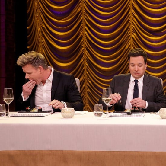 Gordon Ramsay on The Tonight Show February 2017