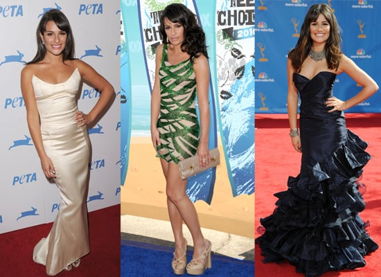 Photos of Lea Michele's Style and Red Carpet Events