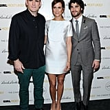 Matt Dillon, Kristen Wiig, and Darren Criss attended the premiere.