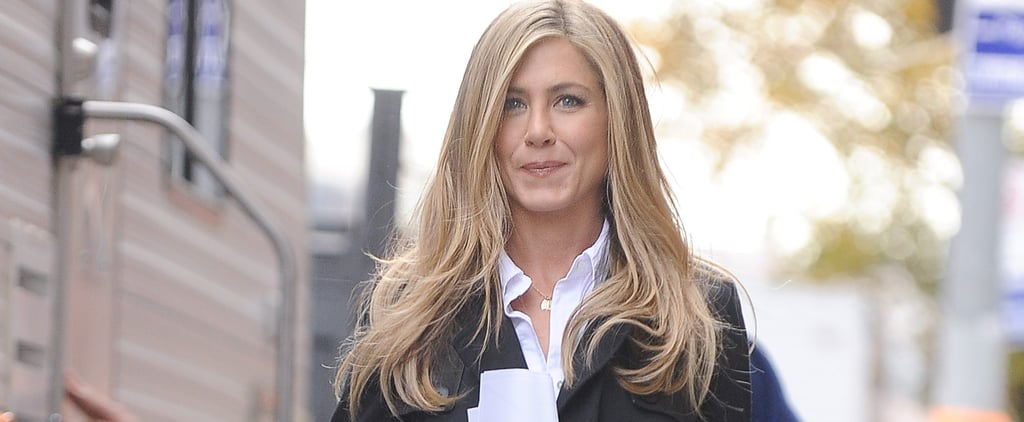 Jennifer Aniston Isn't Crazy About These Jeans, but She Wears Them For Justin Theroux