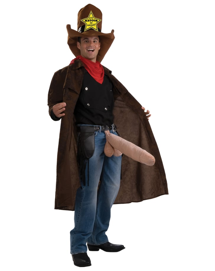 bigger in texas flasher funny halloween costumes for
