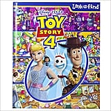 For 4-Year-Olds: Disney Pixar Toy Story 4 Look and Find Activity Book