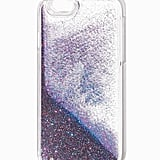 Charming charlie Glitter Wave iPhone 6/6 Plus Case ($15)