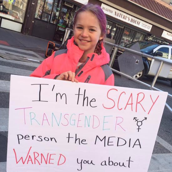 10-Year-Old Transgender Girl's Speech About Protecting Trans Rights Is a Tearjerker