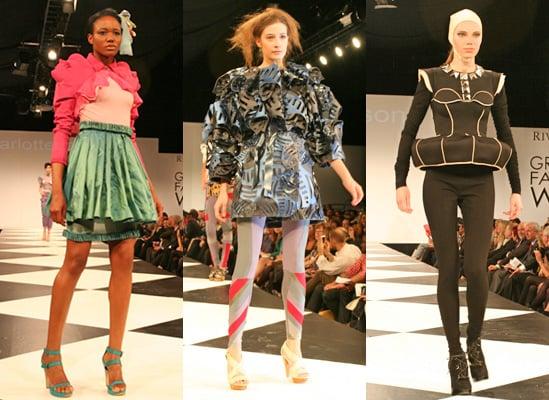 Northumbria University at Graduate Fashion Week