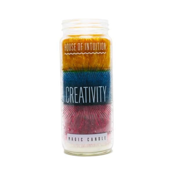 Creativity Magic Candle