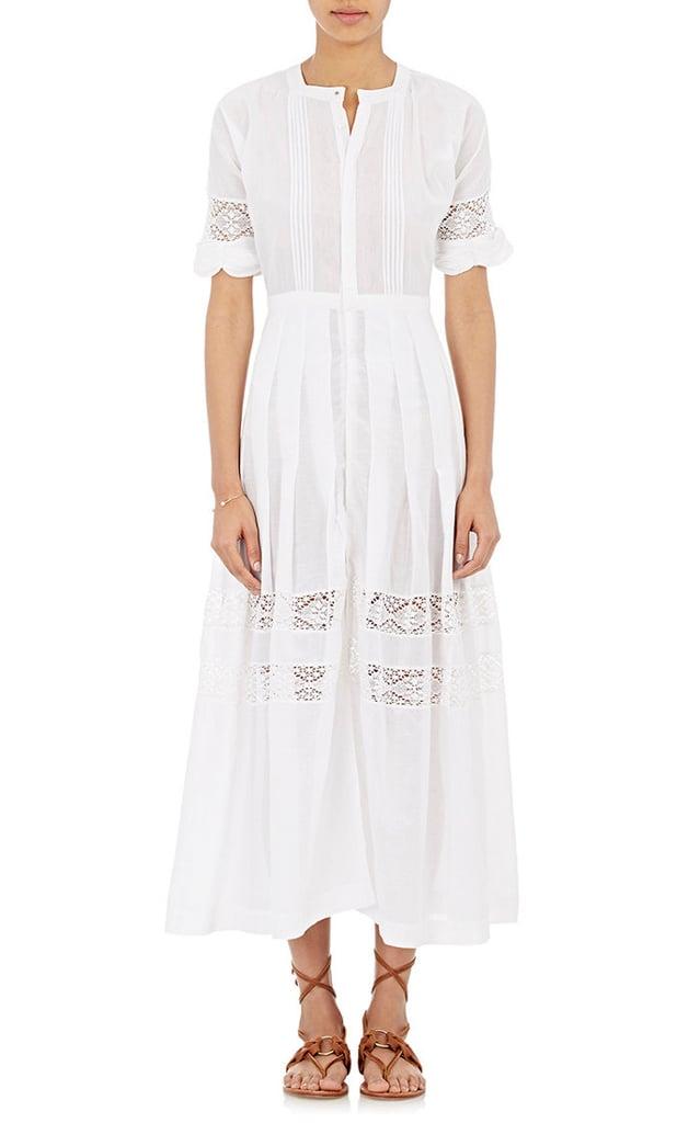 LoveShackFancy Eden Maxi Dress ($295)