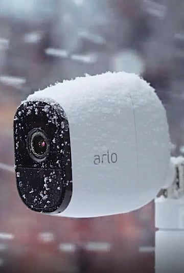 Arlo Home Security System Review