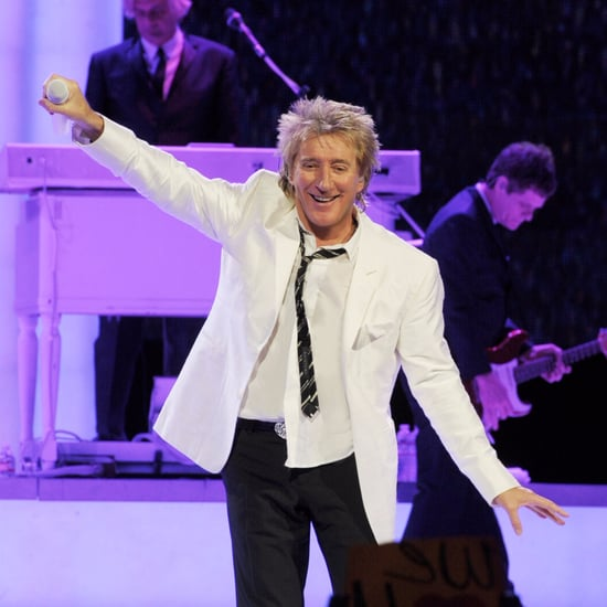 Rod Stewart Announces Abu Dhabi Du Arena Gig For March 2017