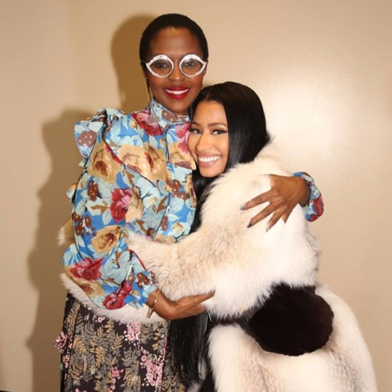 Nicki Minaj Meeting Lauryn Hill Video