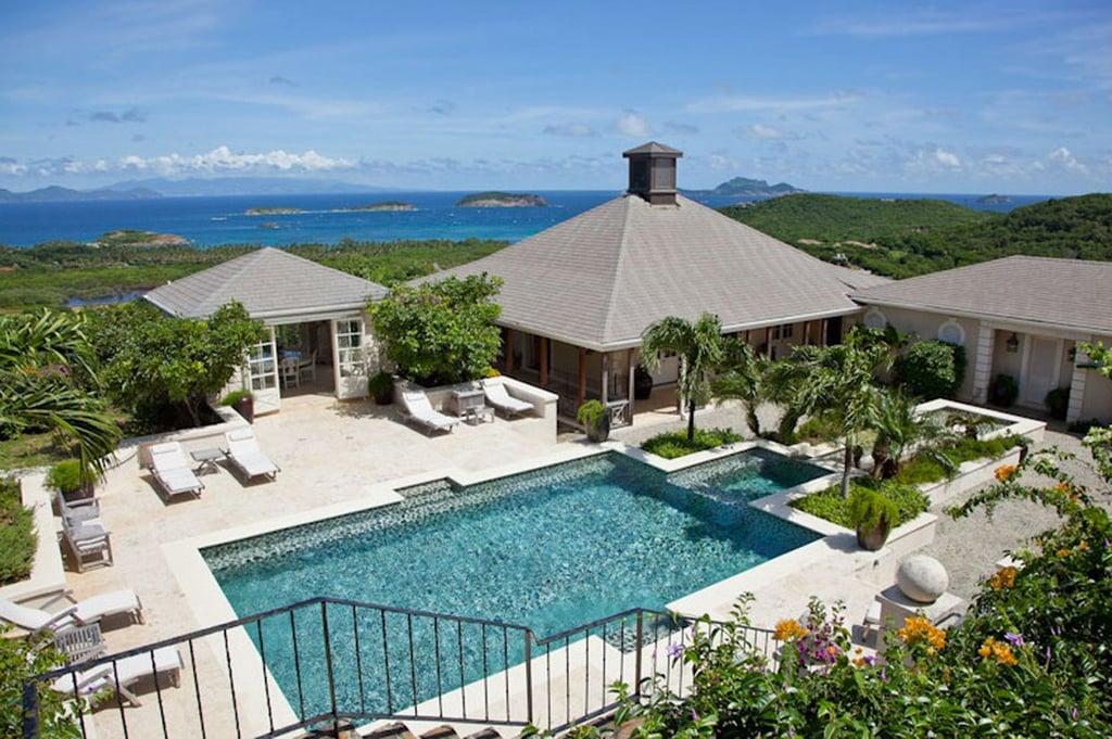 Villa Aurora — Mustique, British Virgin Islands