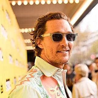 Matthew McConaughey's First-Ever Instagram Post Is Peak McConaughey