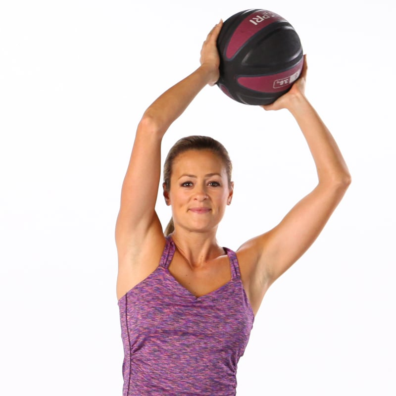 Medicine Ball Workouts to Tone and Strengthen