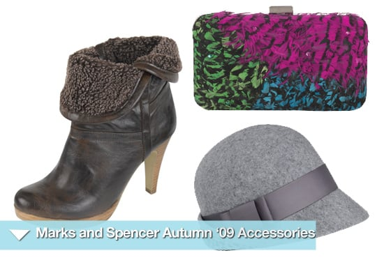Marks and Spencer Autumn Accessories