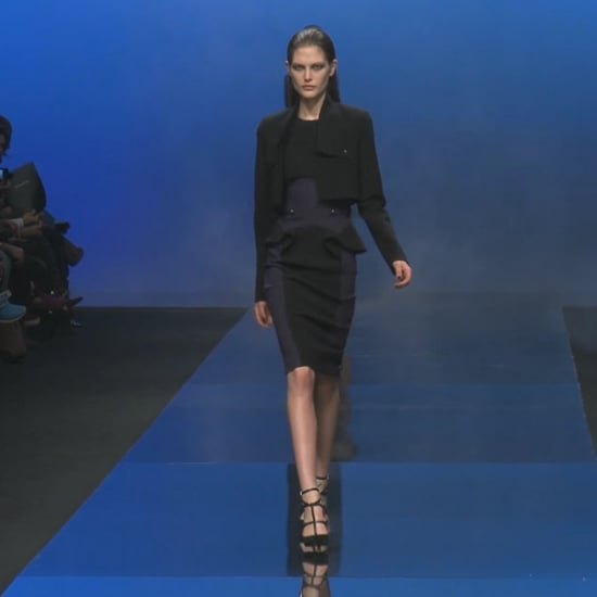 Elie Saab Fall 2013 Runway | Video