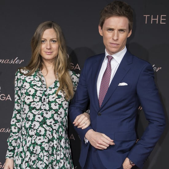 Eddie Redmayne Welcomes His First Child June 2016