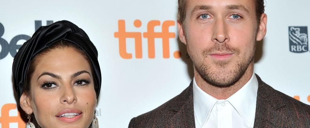 Eve Mendes Praises Ryan Gosling's Cooking on Instagram