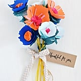 A DIY Paper Bouquet