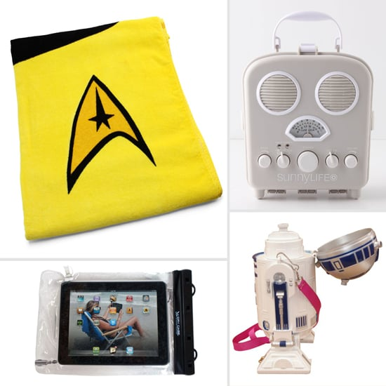 Hit the Sand in Geek-Approved Beach Gear