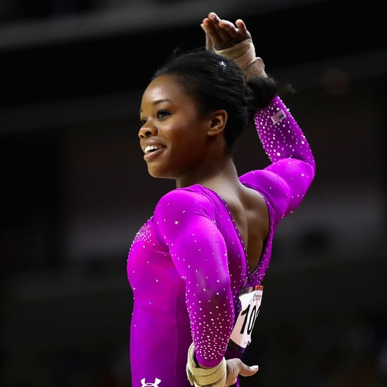 Gabby Douglas's Hair at the 2016 Olympics