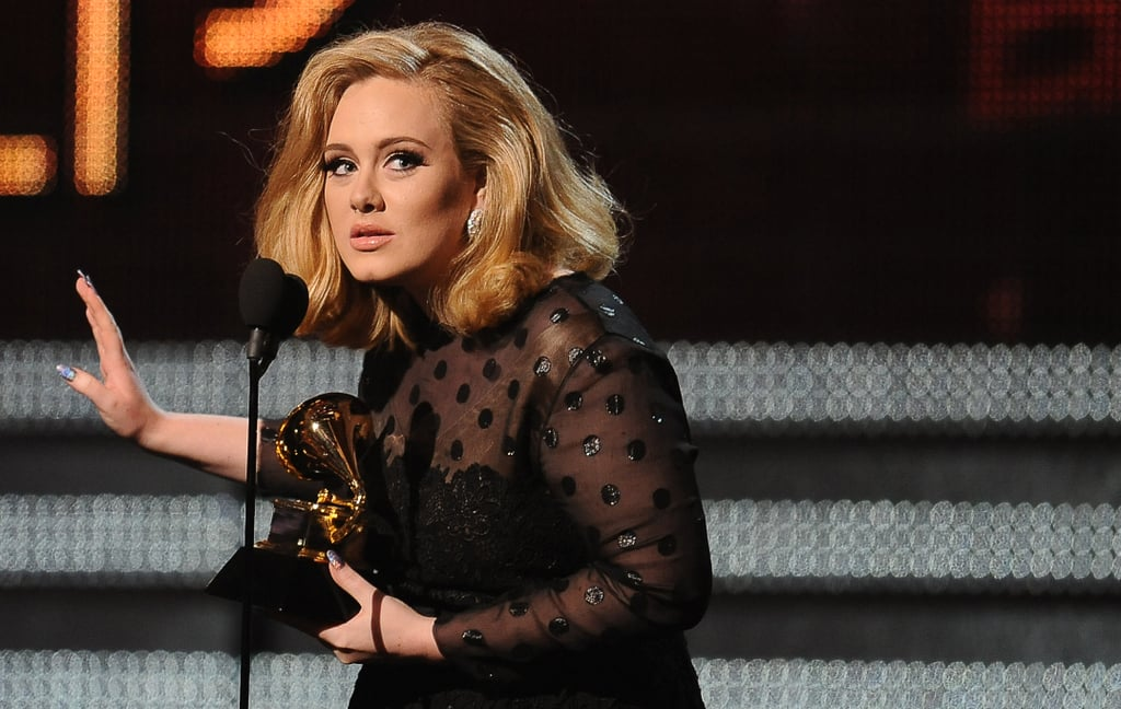 Adele thanked her fans and doctors that recently saved her vocal cords.