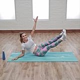 Tone Your Abs and Booty With This Fast-Paced, Fun Workout