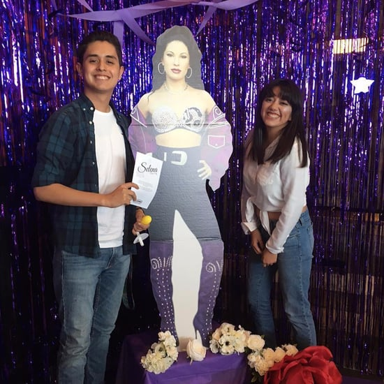 Texas Theater Throws Selena Movie Party