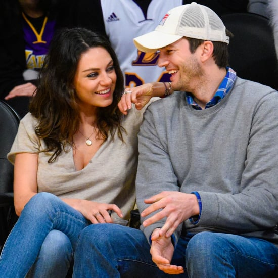 Ashton Kutcher Speech About Mila Kunis April 2017