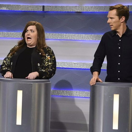 Why Is Benedict Cumberbatch Hot Saturday Night Live Skit